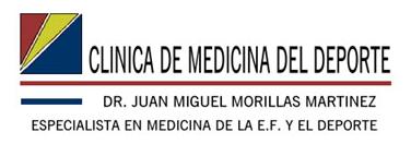 Clínica deportiva Dr. Morillas
