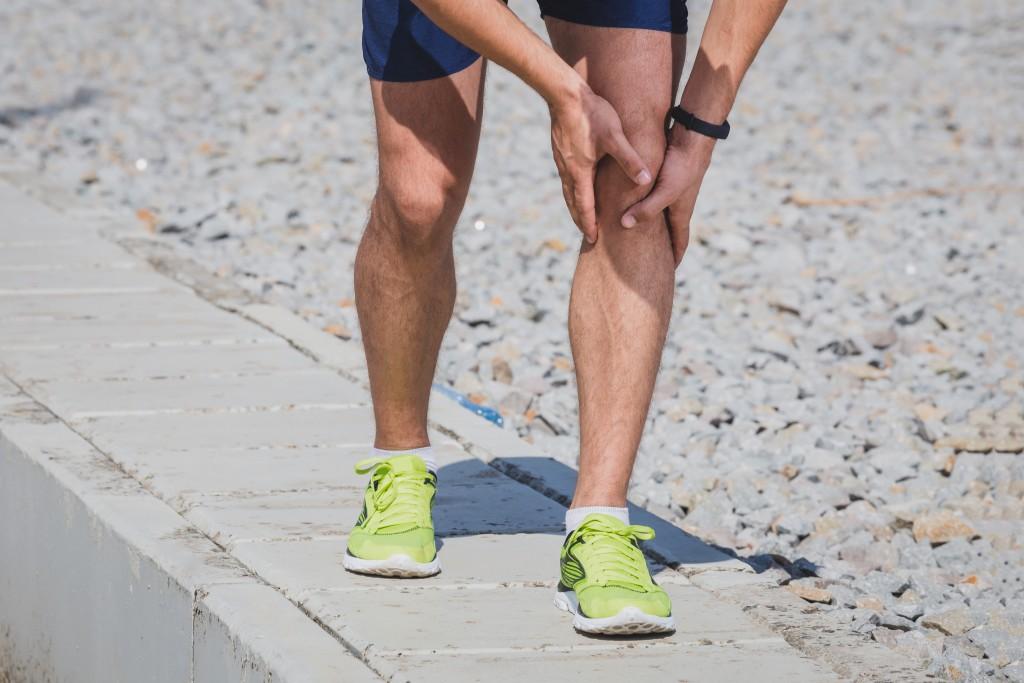 contractura y ruptura muscular